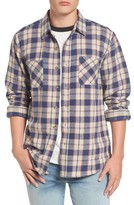 Brixton Men's Hoffman Plaid Flannel Shirt