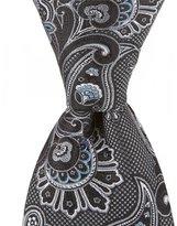 Daniel Cremieux Media Paisley Silk Traditional Tie