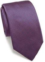 Eton Woven Pattern Silk Tie