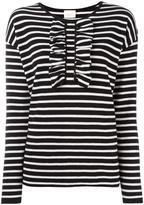 Circus Hotel striped jumper