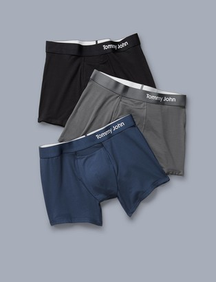 Tommy John Cool Cotton Trunk 3 Pack