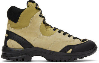 Loewe Tan Eln Hiking Boots