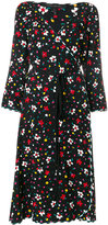 Marc Jacobs floral print dress - women - Silk - 2