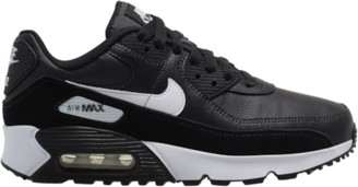 Nike 90 Running Shoes - Black / White