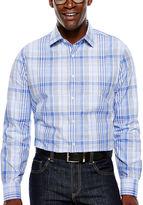 Claiborne Long-Sleeve Plaid Woven Shirt