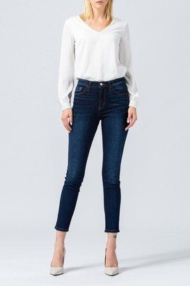 Flying Monkey Faria High Rise Ankle Skinny Jeans