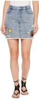 Brigitte Bailey Dromond Denim Skirt