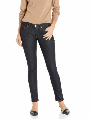 Hudson Women's Tally Crop Skinny 5 Pocket Jean