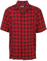 Lanvin tartan checked shirt