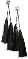 Sole Society Women's Tassel Earrings