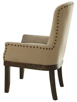 Acme Landon Arm Dining Chair - Salvage Brown
