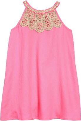 Lilly Pulitzer Sleeveless Print Dress