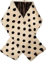 Deco Dot rabbit scarf