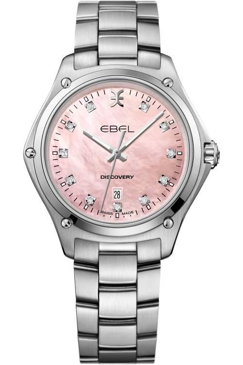 Ebel Ladies Discovery Diamond Watch 1216395