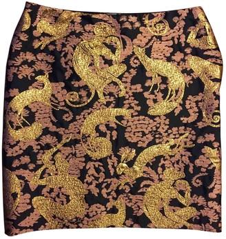 Lanvin Gold Skirt for Women