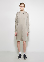 MM6 MAISON MARGIELA Slit Shoulder Shirtdress