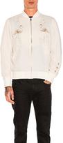 Diesel Flamingo Jacket in Cream. - size L (also in M)