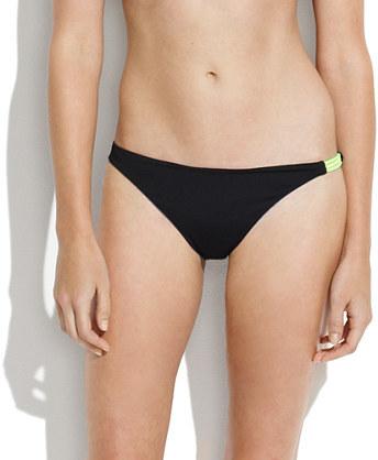 Love Shop Basta® Surf Tonga Bikini Bottom in Navy & Black