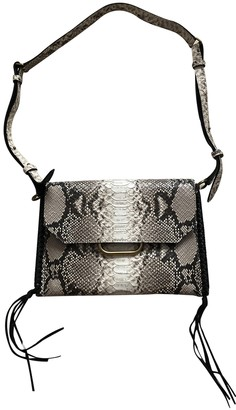 Isabel Marant Blue Exotic leathers Clutch bags