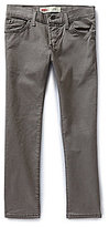 Levi's Big Boys 8-20 511TM Sueded Pants