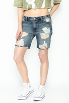 Black Orchid Denim Harper Boy Shorts