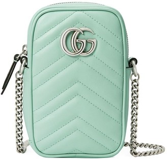 Gucci GG Marmont leather mini bag