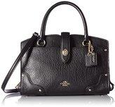 Coach Women's Mercer Satchel 24 Top-Handle Bag
