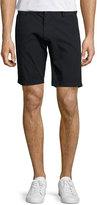 HUGO BOSS Straight-Leg Chino Shorts, Blue
