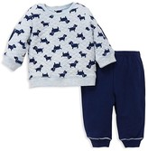 Little Me Boys' Puppies Sweatshirt Set - Baby