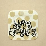 Coton Colors Neutral Happy Everything 9.25 Platter