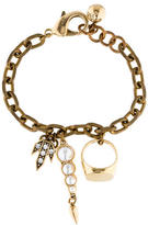 Lulu Frost Signet Bracelet