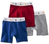 Hanes Toddler Boys 3 Pack Boxer Brief - Assorted Colors
