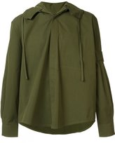Craig Green hooded jacket - men - Cotton/Polyester/Acetate - L