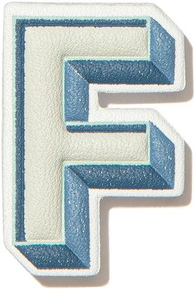 FitFlop Alphabet Leather Stickers (F) 2-Pack