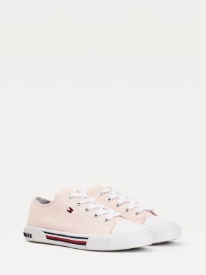 Tommy Hilfiger Low-Top Lace-Up Trainers
