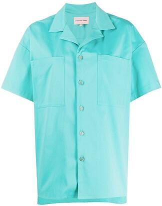 Natasha Zinko Boxy Fit Shirt