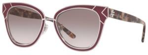 Tory Burch Sunglasses, TY6061 53