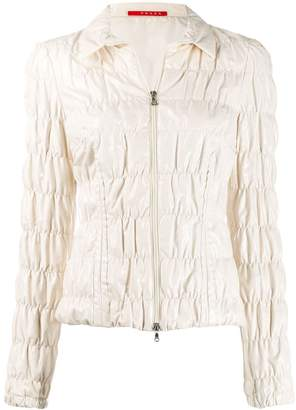 Prada Pre-Owned quilted jacket