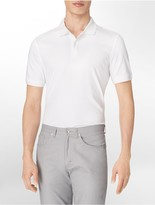 Calvin Klein Classic Fit Liquid Cotton Polo Shirt