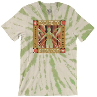 Parks Project Escape To Redwood Graphic Tee