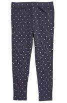 Tea Collection Polka Dot Pants (Toddler Girls, Little Girls & Big Girls)