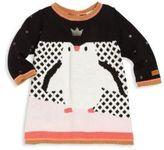 Catimini Baby's & Toddler's Penguin Knit Dress