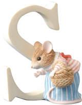 Beatrix Potter Alphabet Letter S - Mrs. Tittlemouse