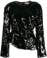 Act N°1 sequin embellished blouse