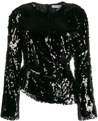 Act N�1 Sequin Embellished Blouse