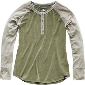 The North Face In-A-Flash Raglan Long-Sleeve T-Shirt - Women's