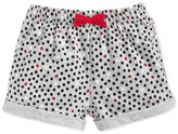 First Impressions Cotton Ladybug-Print Shorts, Baby Girls (0-24 Months), Only At Macy's