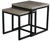Urbia Stax Nesting Tables (Set of 2)