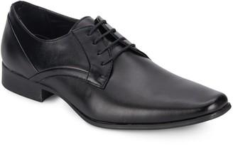 Calvin Klein Benton Leather Oxfords
