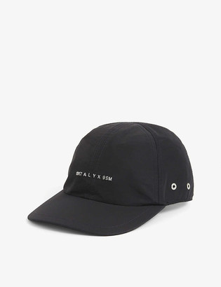 Alyx Logo-embroidered nylon-blend baseball cap